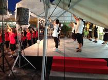 納涼音楽祭2011&2012