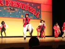 USA CHEER DANCE FESTIVAL 2013