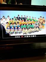 大垣共立銀行テレビCM撮影